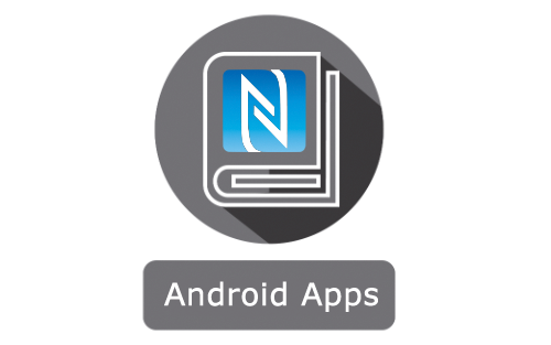 NFC Name Card APP (Android only)(0.6MB)